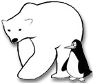 PunctureSafe Polar Bear & Penguin image