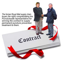 PunctureSafe Contract image